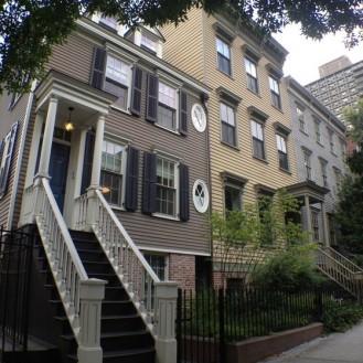 Brooklyn Heights, Distrito Historico. Fotografía: Lore Croghan