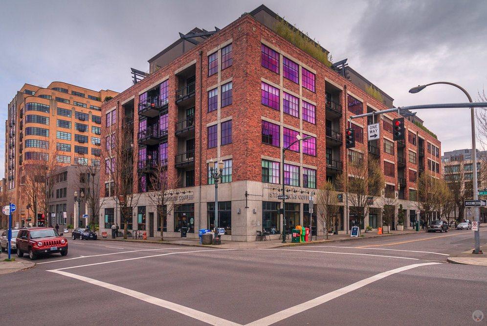 McKenzie Lofts, The Pearl District, Portland. Fotografía: obsidianarchitecture.com